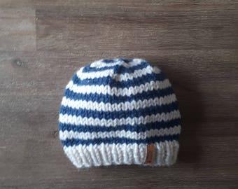 Basic woman sailor style hat
