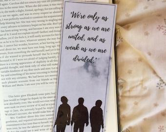 Harry Potter Trio Quote Bookmark