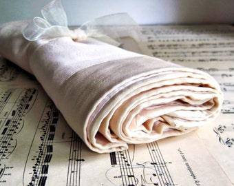 Vintage Baby Blanket, Baby Receiving Blankets, Summer Blanket, Baby Girl Blanket, Pink Blanket, Silk Blanket, Vintage Bed Linens