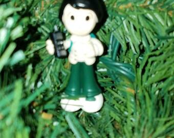 Stranger Things Christmas Ornament Mike