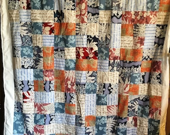Memory Quilt made from Loved Ones Clothing