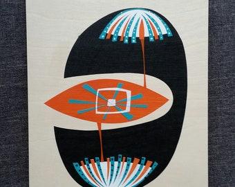 Jellies -original painting shipped free
