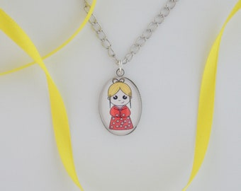 Chinese Blonde doll