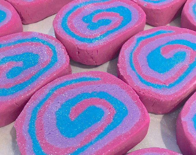 WHOLESALE CUSTOM Bubbly Bath Bar, 1-2 color, Any Scent Solid Bubble Bath, Two Wild Hares, 25-3.5oz bars