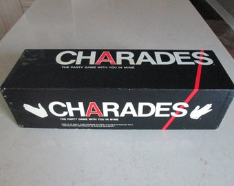1984 Charades Game