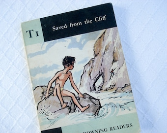 Saved from the Cliff - 1968 - book with three stories