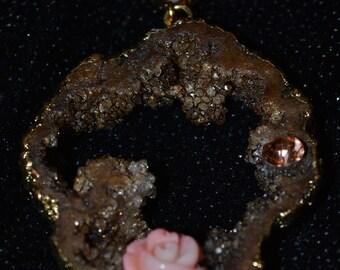 Spring Grotto pendant