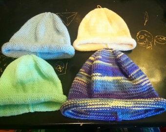 Baby/newborn hats made to order