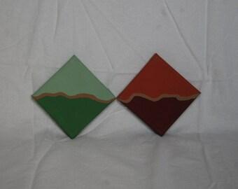 Original Abstract Set