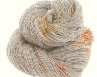 Sock Yarn Hand Dyed Yarn, 4 ply, Yarn, Hand dyed, Superwash Merino, SENTIMENTAL