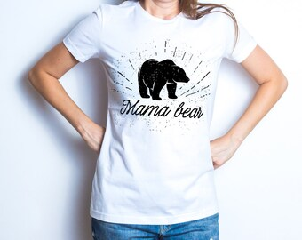 Mama bear shirt Mama bear tshirt Mom to be gift Mom to be shirt Mom to be gift Gifts for her