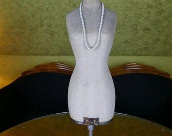 1918-1922 Antique miniature mannequin, mini dress form