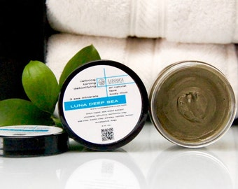 Luna Deep Sea Face and Body Mud Mask
