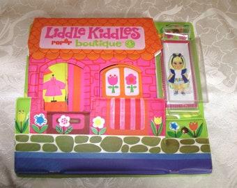 1968 Vintage Mattel Liddle Kiddles Doll Pop-Up Boutique