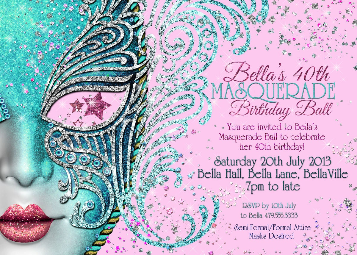 Charmant Dress Up Party Einladungen Galerie - Brautkleider Ideen ...