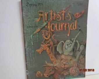 Artist Journal   Spring 1994