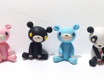 Gloomy Bear Figurines