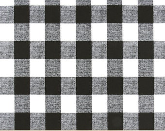 Premier Print-OUTDOOR- Anderson-Black, White- Luxe Polyester