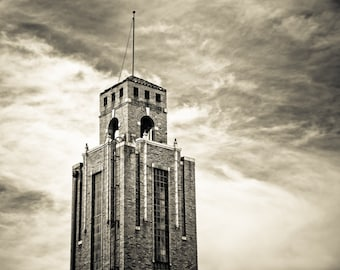 Fort Worth, Texas, Building, Architecture, National Register of Historic Places - Public Market Tower Top