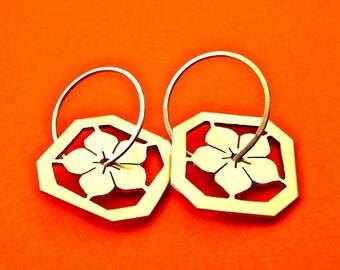 Ume Blossom Earrings