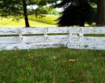 Rustic Reclaimed Distressed Shelves