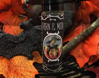Sugared Flames Perfume Oil - Tosted Marshmallows and Smokey Vanilla