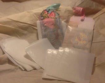 30 Glassine Bags