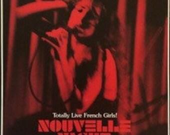 Nouvelle Vague 2006 North American Tour Poster