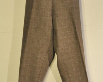 Womens Plaid Pants