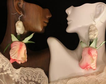 The Perfect Rose Earrings