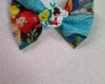 The Little Mermaid Bow