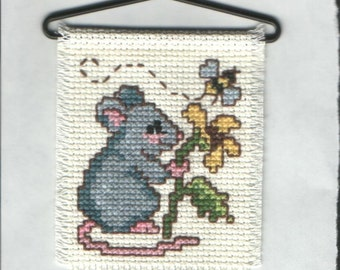 Cross stitch Mouse