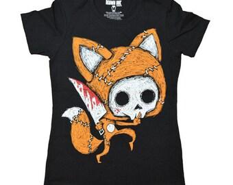 Bloody Little Secret - Fox Women T-shirt