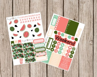 Watermelon Patch Functional Weekly kit
