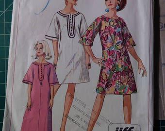 Simplicitiy 1967 Jiffy Pattern 7170 Miss Medium 14-16