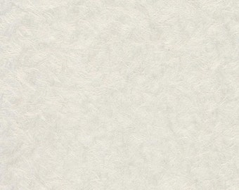 Japanese Obonai feather - white,  5 letter-sized sheets