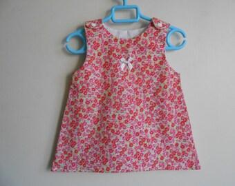 trapeze dress size 12-18 months