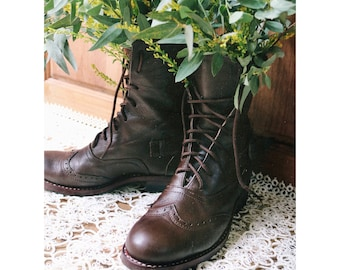 Women S Boots Etsy