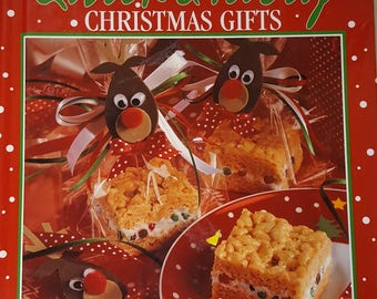 Quick & Tasty Christmas Gifts Instruction Book - 1995
