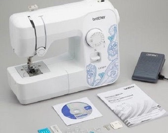 Brother LX3817 17-Stitch Full-size Sewing Machine Lightweight New Free Shipping