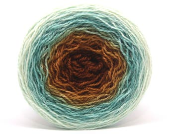 Come Get Some! - Hand-Dyed Gradient Yarn *Dyed to Order*