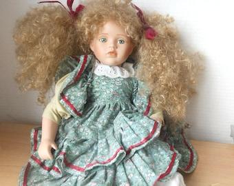 Vintage Doll, french vintage doll