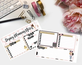 Dare to Dream Notes Planner Stickers