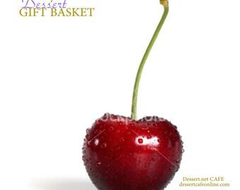 Cherry Lovers Dessert Gift Basket