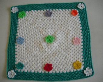 Blanket-Crochet blanket-blanket-blanket-plaid-handmade-crochet