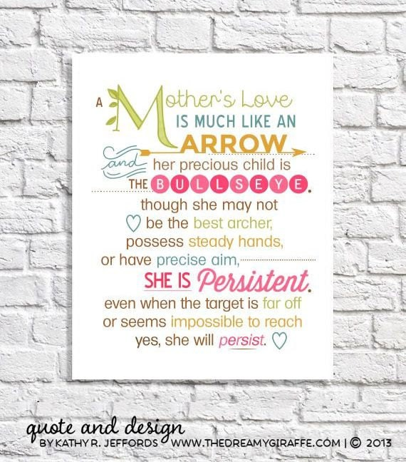 Mommy To Be Quotes: Mom Quote Art Print Long Distance Mom Gift Pregnancy Gift