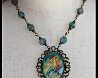 Enchantment Of The Sea Necklace