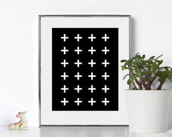 Elegant Art Elegant Bathroom Art Digital Download Black and White Printable Office Prints Cubicle Decor Office Printable Art Cubicle Art