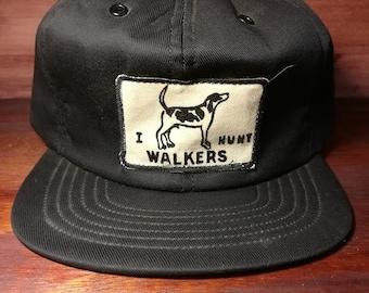 Vintage I Hunt Walkers snapback hat