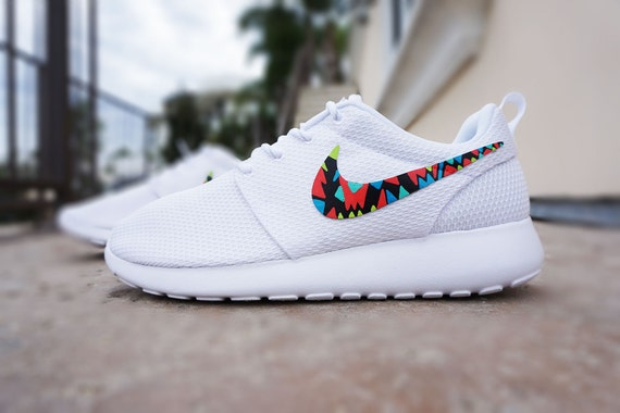 nike womens roshes custom made